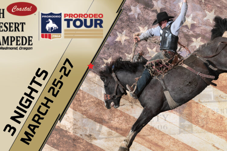 The High Desert Stampede Returns the End of March